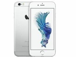 Мобильные телефоны - Apple iPhone 6S 32Gb Silver (rfb), 0