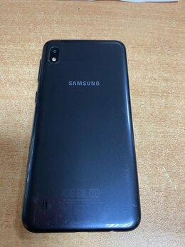 Мобильные телефоны - С/т Samsung A105F/Galaxy A10 б/у , 0