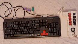 Клавиатуры - Клавиатура A4tech, 0