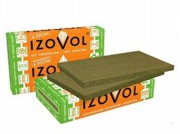 Изоляционные материалы - Утеплитель Изовол Л-35, 100мм 2,4м2, 0