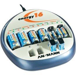 Зарядные устройства для стандартных аккумуляторов - Зарядное устройство Ansmann Energy 16, 0