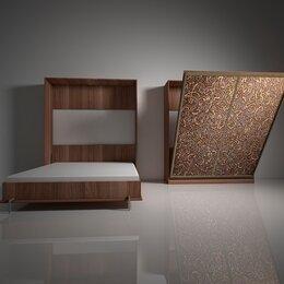 Кровати - Кровать взрослая с подъемным механизмом. Кровать…, 0