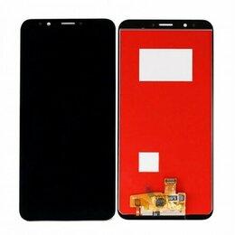 Дисплеи и тачскрины - Дисплей для Huawei Y7 Prime 2018 с тачскрином (черный), 0