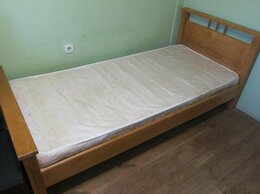 Кровати - Кровать из массива дерева, 0
