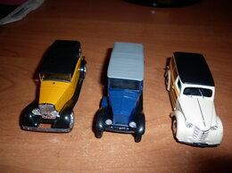 Модели - Модели 1:43 - Нати 2, Нами 1, Москвич 400-422, 0