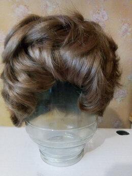 Расчески и щетки - Парик женский искусственных волос. светлые волосы, 0