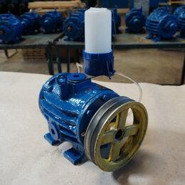 Спецтехника и навесное оборудование - Насос вакуумный УВД-10 УВД-10000 для ассенизатора бочка доильный аппарат, 0