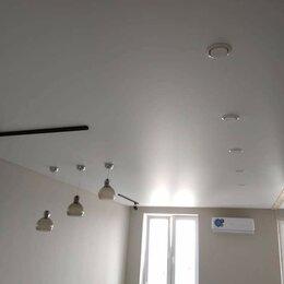 Потолки и комплектующие - Замена полотен натяжных потолков, 0