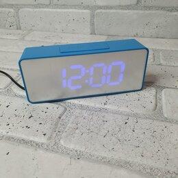 Наручные часы - Часы электронные  USB.886Y-5 (Синий-корпус-цифры), 0