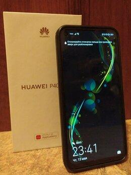Мобильные телефоны - Huawei P40 Lite черный, 0
