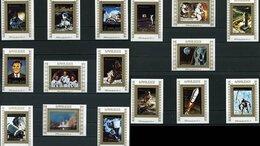 Марки - Почтовые марки Космос. Космическая программа…, 0
