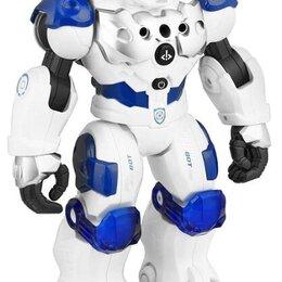 Радиоуправляемые игрушки - Радиоуправляемый робот Пультовод Альф (свет, звук, стрелы 5 шт) - ZYA-A2750, 0