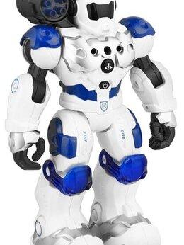 Радиоуправляемые игрушки - Радиоуправляемый робот Пультовод Альф (свет,…, 0