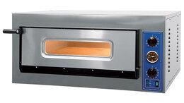 Жарочные и пекарские шкафы - Печь для пиццы XTS F1/60 XA PS (X4/36), 0