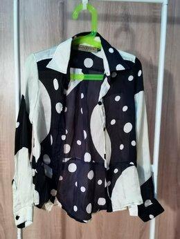Рубашки и блузы - Шелковая блузка, бренд, 6-8 лет., 0