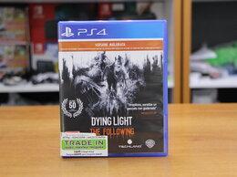Игры для приставок и ПК - Dying Light: The Following - PS4 Б.У (Обмен), 0