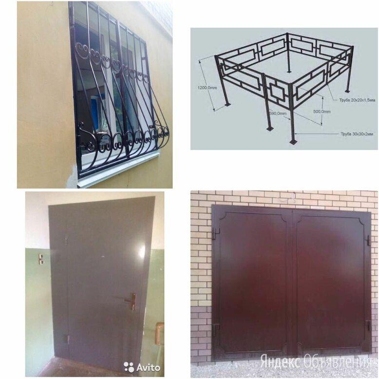 Решётки на окна,ограды,двери  по цене 800₽ - Сетки и решетки, фото 0
