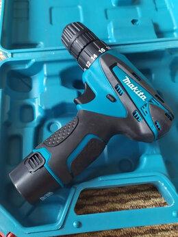 Шуруповерты - Аккумуляторный шуруповерт Макита DF330 12V, 0
