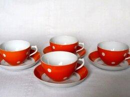 Кружки, блюдца и пары - Чайные пары  (1с). «Дулево» Дулёвский ФЗ 1968 –…, 0