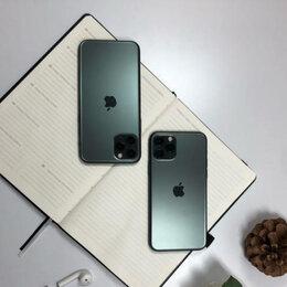 Мобильные телефоны - iPhone 11 Pro Max Midnight Green 256gb новые Ростест, 0