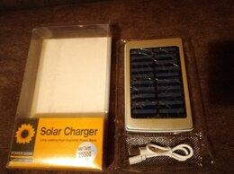 Планшеты - Power bank 25000 mAh с солнечной батареей, 0