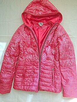 Куртки - Fila Куртка утепленная, р.164, 0