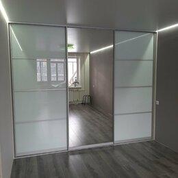 Дизайн, изготовление и реставрация товаров - двери купе зеркальные, 0