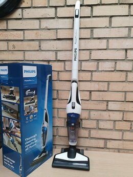 Вертикальные пылесосы - Пылесос Philips FV6164, 0