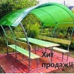 Комплекты садовой мебели - дачные беседки Анна, Светлана, Татьяна Грация, 0