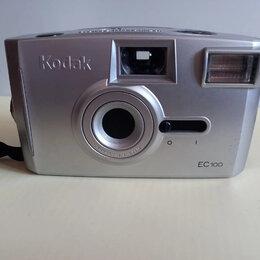 Фотоаппараты - Плёночный фотоаппарат Kodak EC100, 0