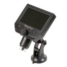 """Аксессуары и запчасти - G600 USB видеомикроскоп Best G600 с экраном 4.3"""", 0"""
