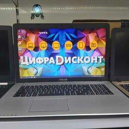 Ноутбуки - Asus i7-4700HQ 8Гб SSD 240Гб HDD 2000Гб 740m, 0