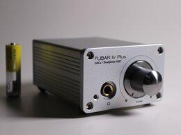 Цифро-аналоговые преобразователи - ЦАП + Усилитель для наушников DAC Firestone…, 0