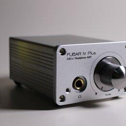 Цифро-аналоговые преобразователи - ЦАП + Усилитель для наушников DAC Firestone Audio IV +, 0