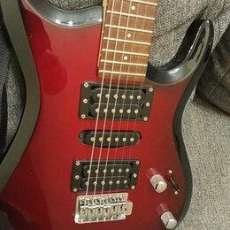 Электрогитары и бас-гитары - Идеальная Первая Гитара Superstrat Invasion Eg700F, 0