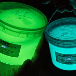 Рисование - Люминесцентная краска Akril , 0