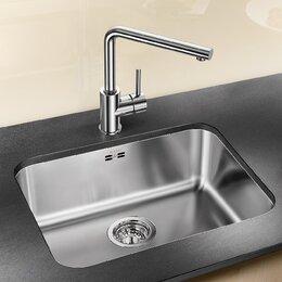 Кухонные мойки - Кухонная мойка BLANCO Supra 500-U (518205), 0