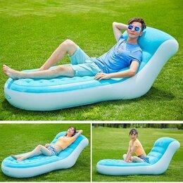 Надувная мебель - Надувной кресло шезлонг Splash Lounge (НОВЫЙ), 0