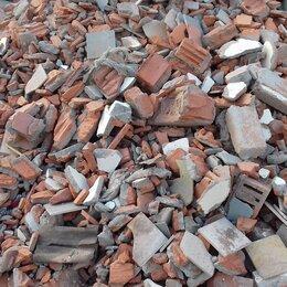 Кирпич - Бой кирпича, бой бетона, асфальтовый скол (500), 0