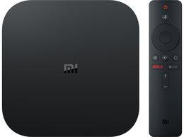 ТВ-приставки и медиаплееры - TV приставка Xiaomi Mi Box S RU, 0