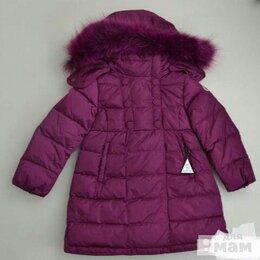Куртки и пуховики - Новое пальто пуховик moncler размер 4 года 104…, 0