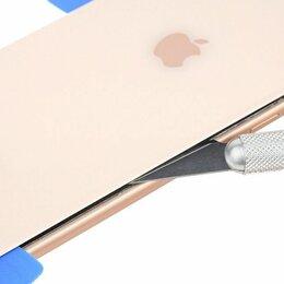 Корпусные детали - Крышка корпуса iPhone 8 (возможна установка), 0