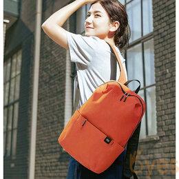 Рюкзаки - Рюкзак Xiaomi Mi Colorful Mini, оранжевый, 0