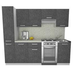 Мебель для кухни - Кухонный гарнитур Симпл 2500, 0