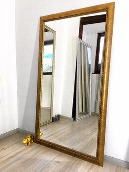 Зеркала - Парикмахерское настенное зеркало, 210*90 см, 0