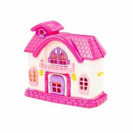 """Игровые наборы и фигурки - Кукольный домик """"Сказка"""" в пакете 78254, 0"""