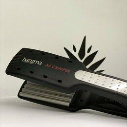 Щипцы, плойки и выпрямители - Щипцы для завивки волос Harizma Air Crimper, 0