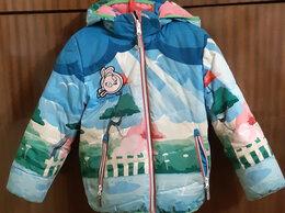 Куртки и пуховики - Пуховик для девочки 116, 0