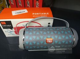 Портативная акустика - Колонка портативная T&G 116C, 0