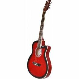 Акустические и классические гитары - Акустическая гитара Alina AW-200T, 0